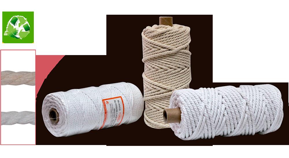 hilos para macrame 5 mm blanco hilo macrame cuerda algodon
